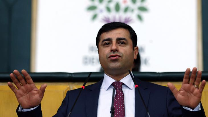 Selahattin Demirtas (photo: Getty Images/AFP/A. Altan)