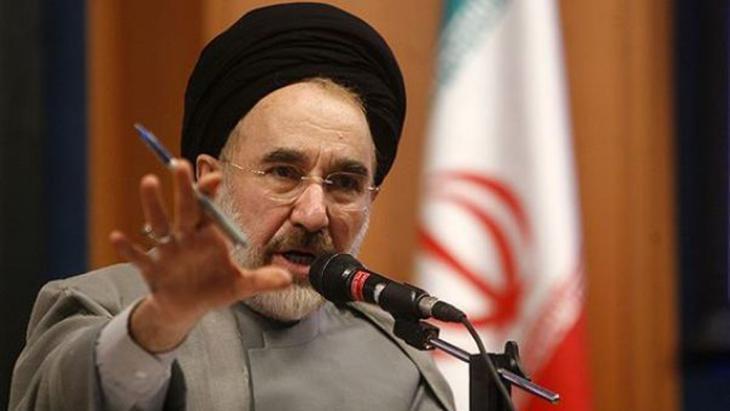 Mohammad Khatami (photo: ISNA)