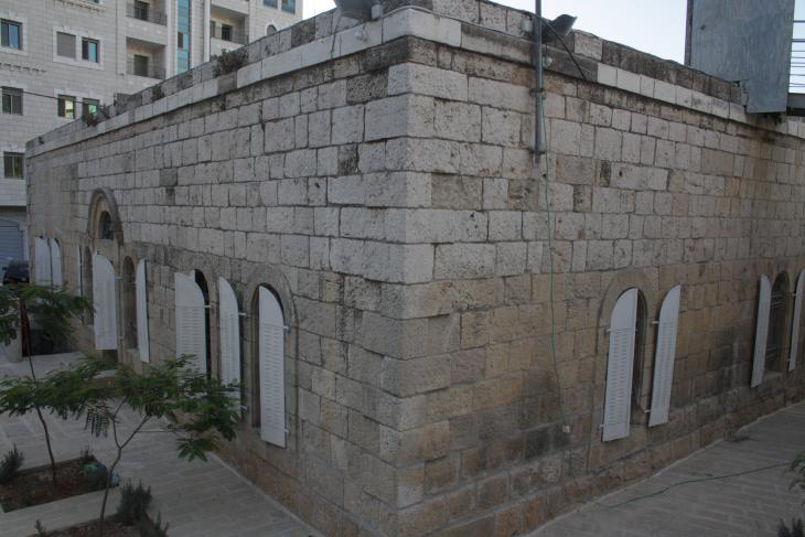 Beit Saa, recently renovated by Riwaq (photo: Ylenia Gostoli)