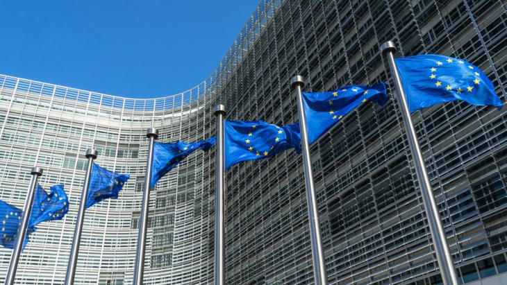 The European Commission in Brussels (photo: picture-alliance/dpa/D. Kalker)