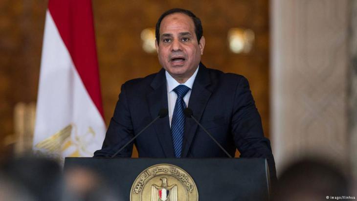 Egypt′s President Abdul Fattah al-Sisi (photo: imago)