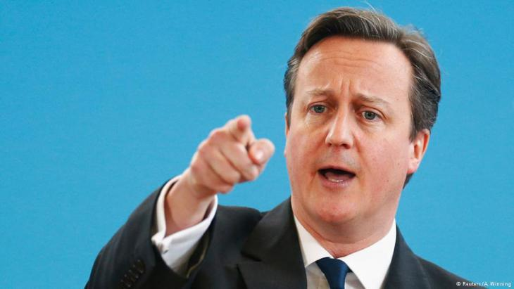 David Cameron, Britain's prime minister (photo: Reuters)
