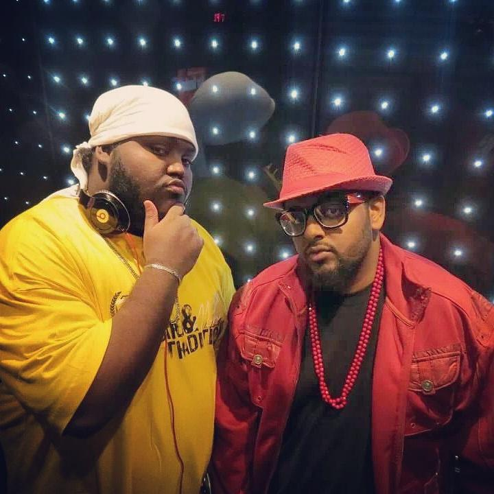 Saudi Saudi hip-hop duo ″Blak R″ (photo: Blak R)