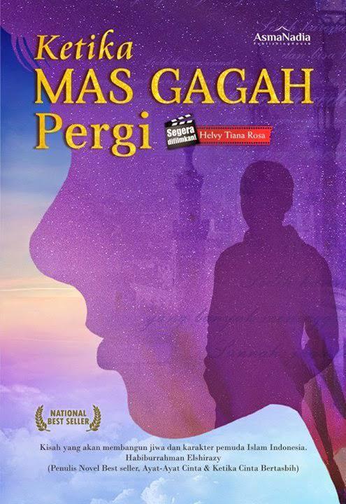 """″Mas Gagah"""" film poster"""