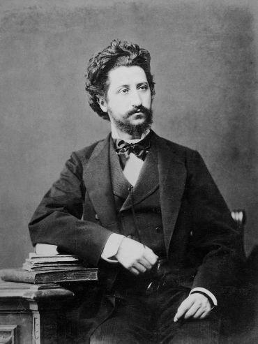 The scholar of Islam Ignaz Goldziher (source: Wikipedia)