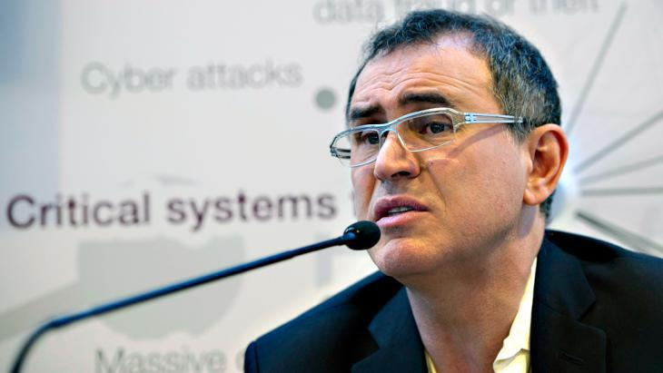 Nouriel Roubini (photo: dpa/picture-alliance)