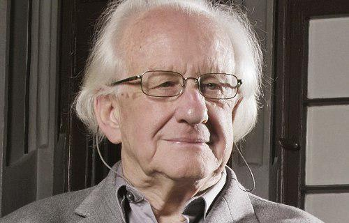 Johan Galtung (photo: Elevate Festival)