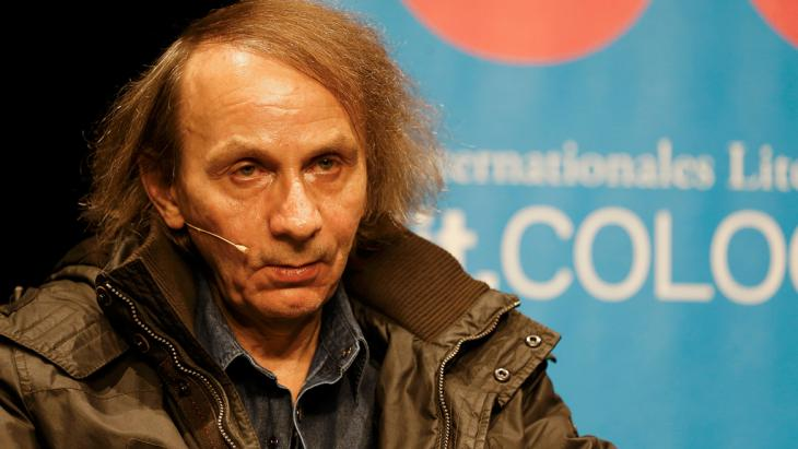 The French writer Michel Houellebecq (photo: Reuters/W. Rattay)