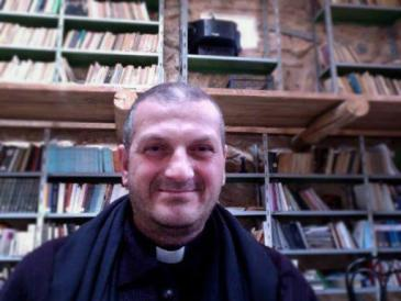 The Jesuit priest Jacque Mourad (photo: personal)