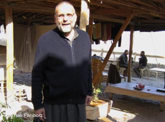 The Italian Jesuit Paolo Dall'Oglio (photo: Arian Fariborz)