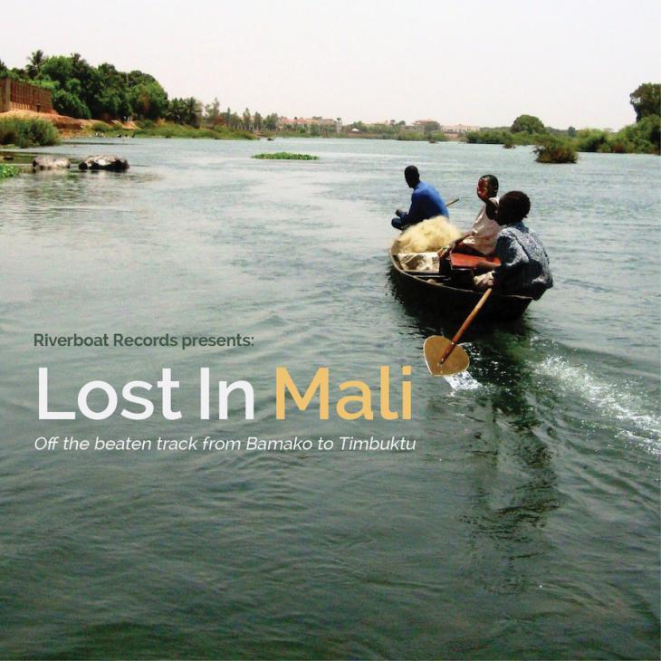 """Lost in Mali"" album cover (Riverboat Records/World Music Network)"