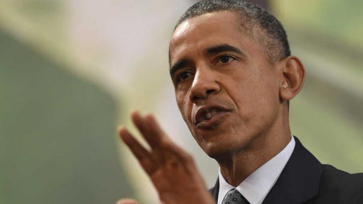 US President Barack Obama (photo: picture-alliance/dpa)