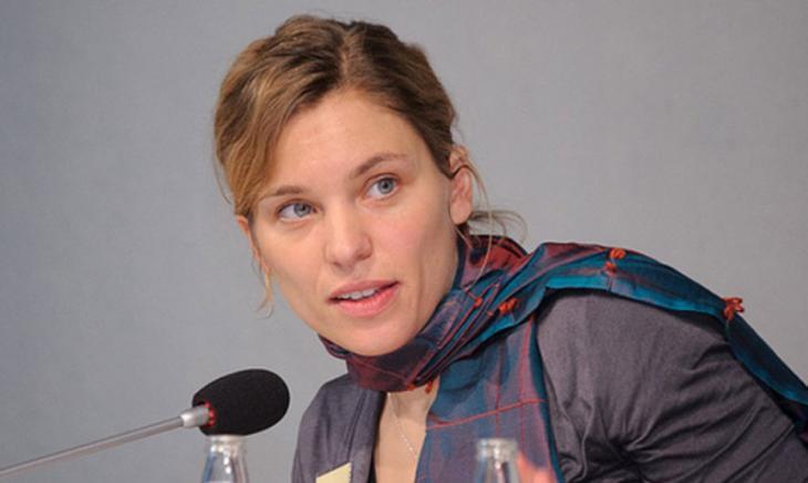 Bente Scheller (photo: Heinrich Boll Stiftung)