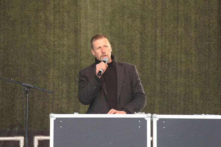 Gotz Kubitschek (photo: Metropolico.org)