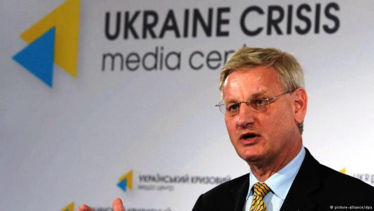 Sweden's former prime minister Carl Bildt (photo: dpa)