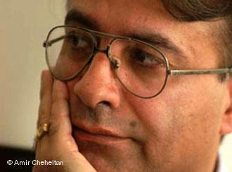 The Iranian writer Amir Cheheltan (photo: private)