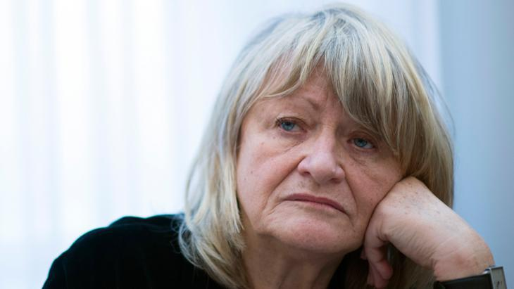 German feminist Alice Schwarzer (photo: Johannes Eisele/AFP/Getty Images)
