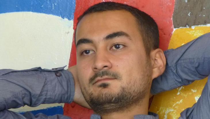 The Afghan author Taqi Akhlaqi (photo: dpa)