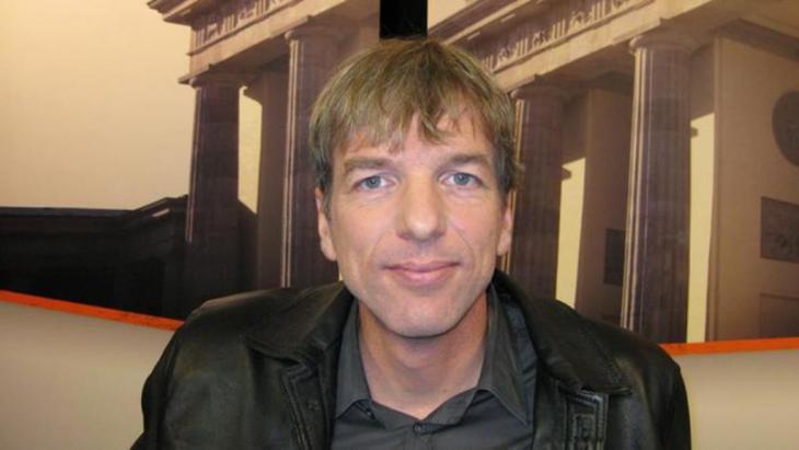 Stefan Buchen (photo: Deutsche Welle)