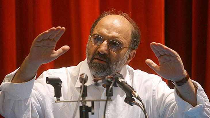 The Iranian philosopher Abdolkarim Soroush (photo: ISNA)