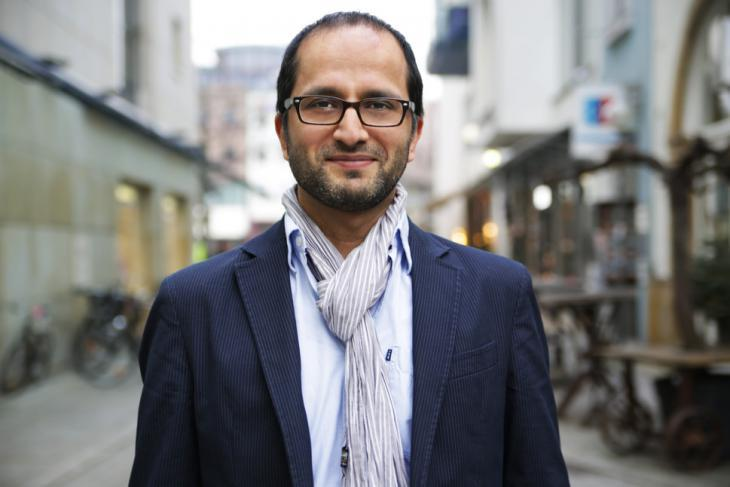Hakan Tosuner, executive director of the Avicenna Studienwerk (photo: Avicenna)