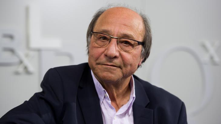 The Iranian publicist Bahman Nirumand (photo: picture-alliance/dpa-Zentralbild)