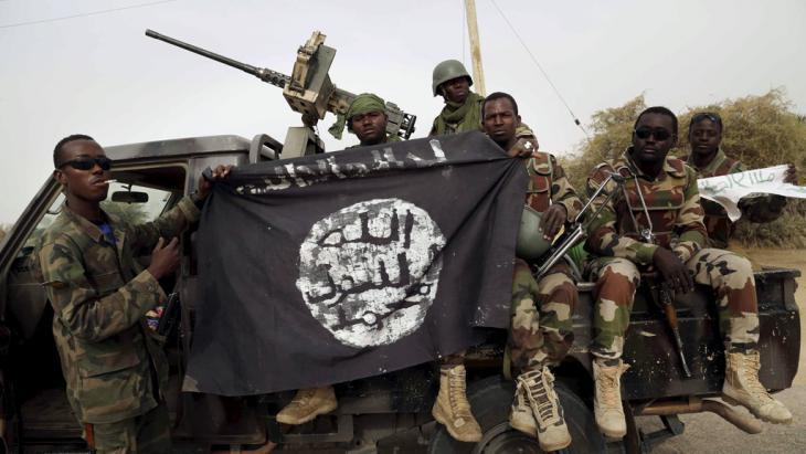 Nigeria: government offensive in the fight against Boko Haram in the town of Damasak (photo: Reuters/Emmanuel Braun)