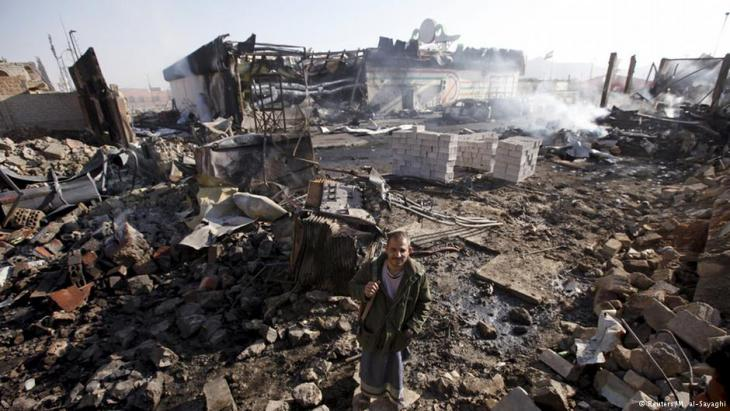 Humanitarian crisis deepens in Taiz, Yemen