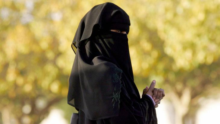Saudi woman (photo: Getty Images/AFP/R. Moghrabi)