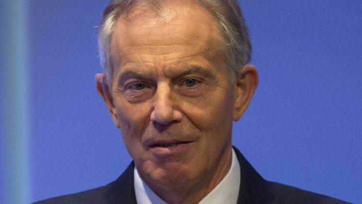 Former British prime minister Tony Blair (photo: Reuters/B. McDermid)