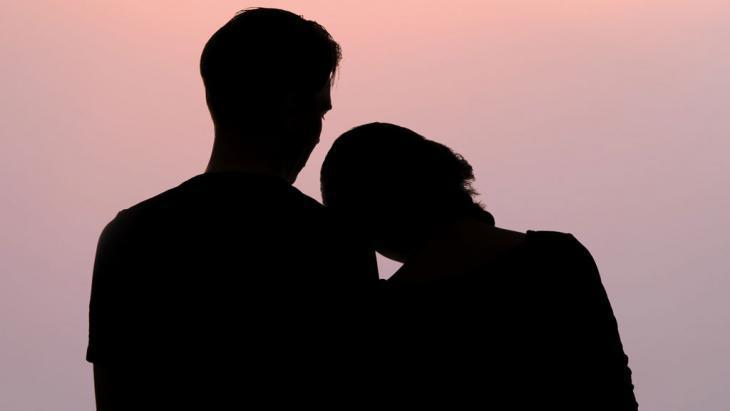 A couple (photo: Colourbox/Pressmaster)