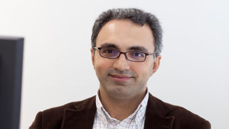 Turkey expert Yasar Aydin (photo: private)