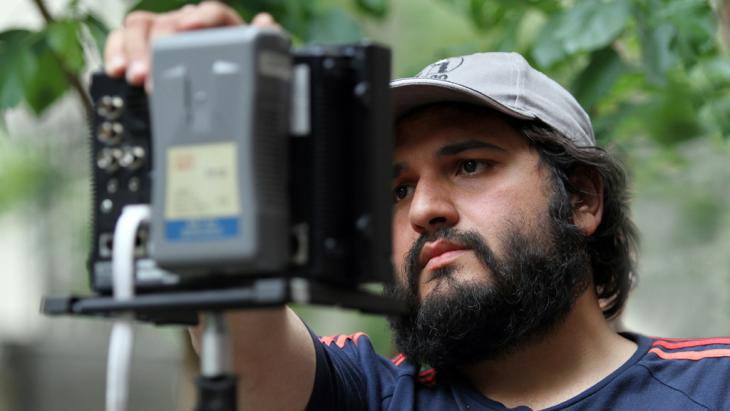 Iranian film-maker Reza Dormishian (photo: picture-alliance/dpa/Sammlung/Reza Dormishian)