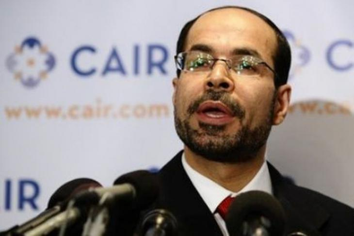 Nihad Awad, national executive director of the Council on American-Islamic Relations (CAIR)