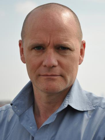 Andreas Maus, director of ″Der Kuafor aus der Keupstraße″ (photo: Karmen Frankl)