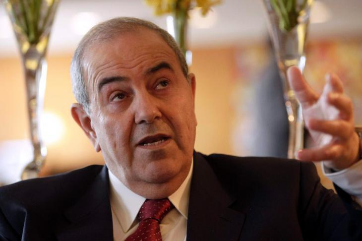 Former prime minister of Iraq, Iyad Alawi (photo: Reuters)