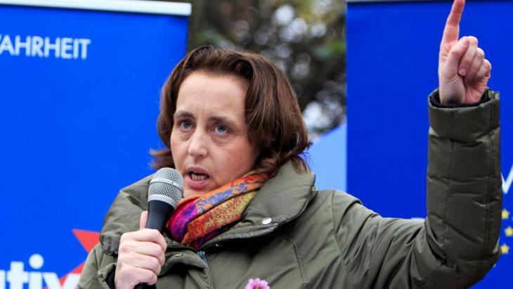Beatrix von Storch (photo: Getty Images/C. Koal)