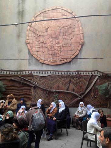Impressions from Sur, Diyarbakir (photo: DW/A. Duran)
