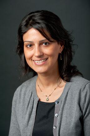 Melinda Negron-Gonzales (photo: University of New Hampshire)