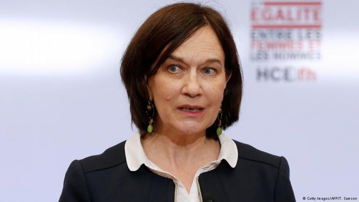 France′s minister of women′s rights Laurence Rossignol (photo: Getty Images/AFP)