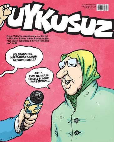 Cover of an edition of Uykusuz