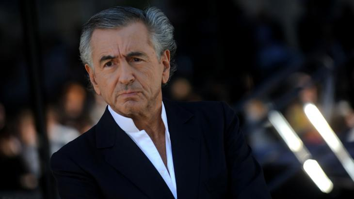 French philosopher and writer Bernard-Henri Levy (photo: picture-alliance/dpa/D. Kasap)