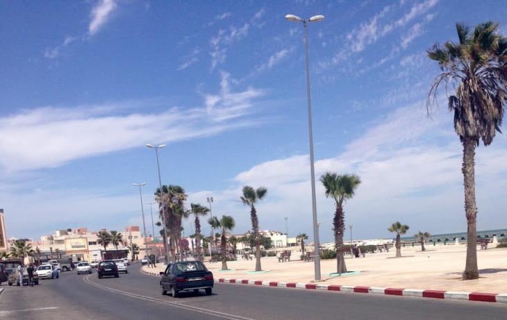 Dakhla in the Western Sahara (photo: Matthew Greene)