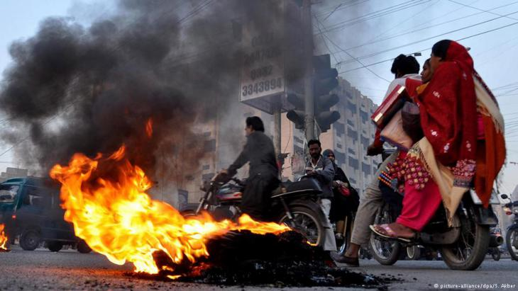 Karachi is one of the cities in Pakistan that has seen anti-Shia violence