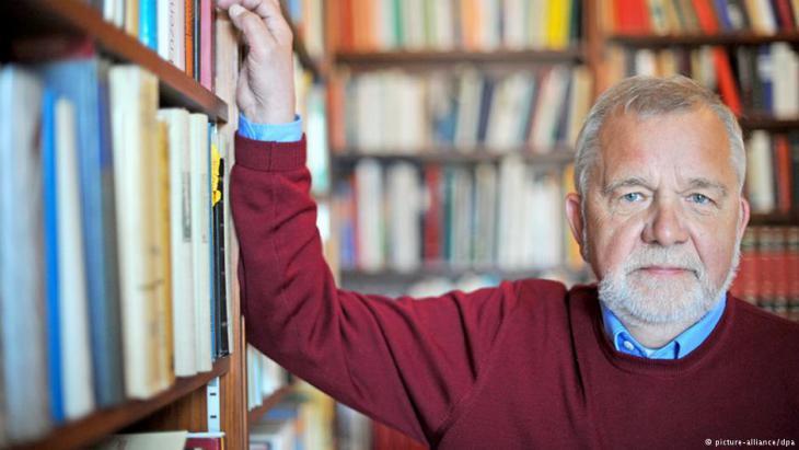 Writer and literary scholar Rudiger Safranski (photo: dpa)