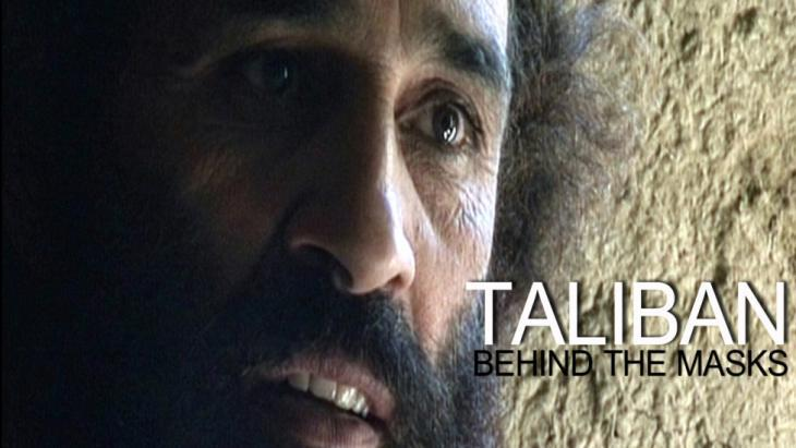 Poster for the documentary film ″Taliban – Behind the masks″