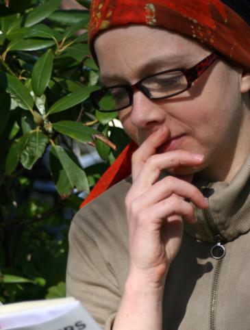 Anja Hilscher (photo: private)