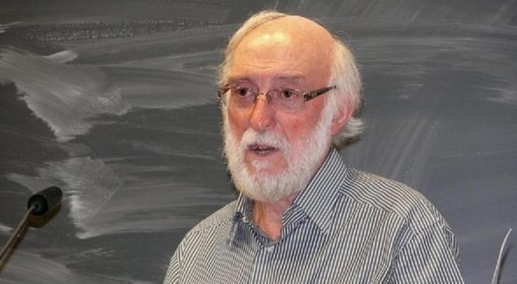 Mohammad Mojtahed Shabestari (photo: Humboldt University, Berlin)