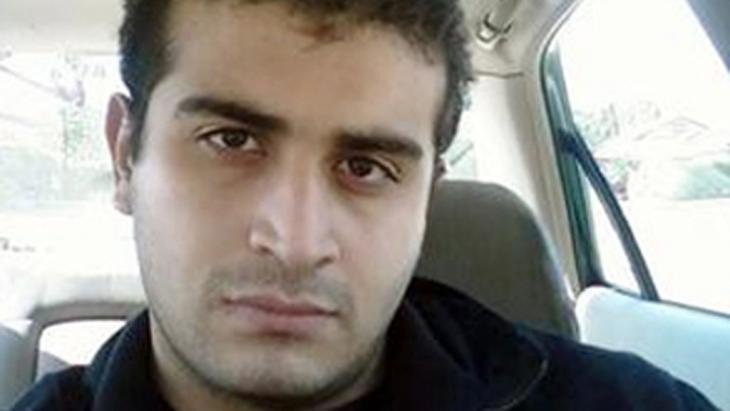 Orlando attacker Omar Mateen (photo: picture-alliance/AP)