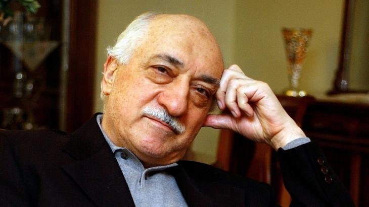 Fethullah Gulen; photo: picture-alliance/dpa/Fgulen.Com